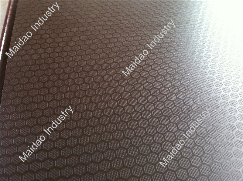 Anti-Slip Film Faced Plywood