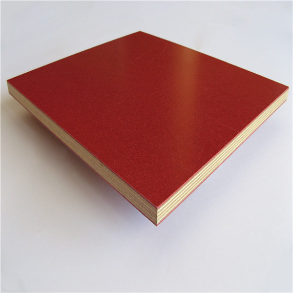 Plastic film faced plywood importer